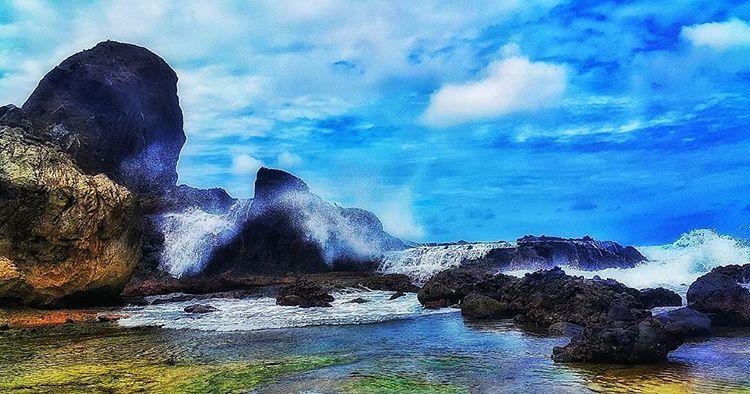Indahnya 4 Wisata Air Terjun di Lombok Barat Ini