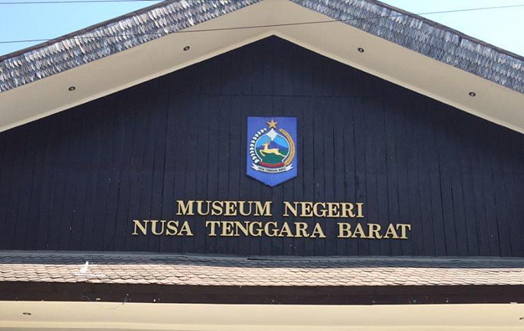 Museum Negeri NTB di Lombok, sumber ig hidot