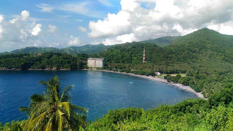 Bukit Malimbu di Lombok yang hijau dan permai, sumber ig ferisupriyatin
