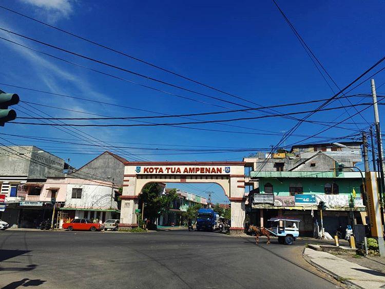 Kota Tua Ampenan, sumber ig agus_salim13