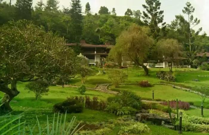 Lembah hijau di Lombok Timur, sumber ig amelia_rizqa