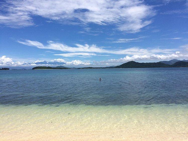 Pantai Sekotong di Lombok Barat, sumber ig rendikasto