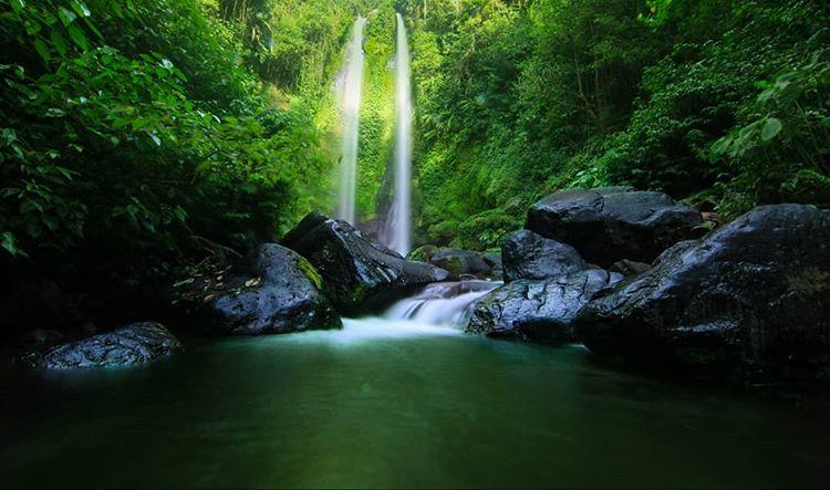 Air Terjun Tiu Teja, sumber ig @sobatmiskin_