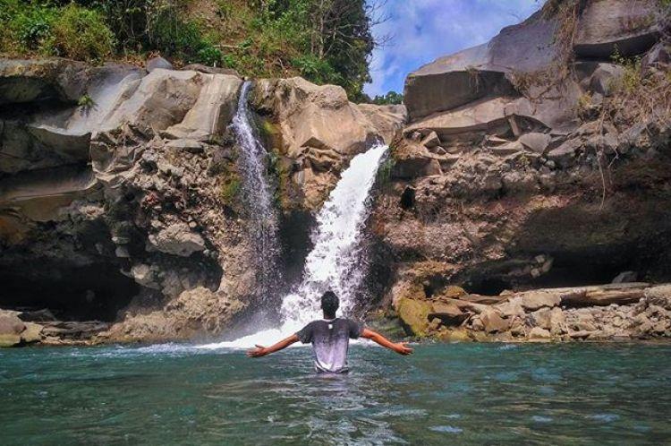 Air Terjun Umar Maya, sumber ig wildan.doang45