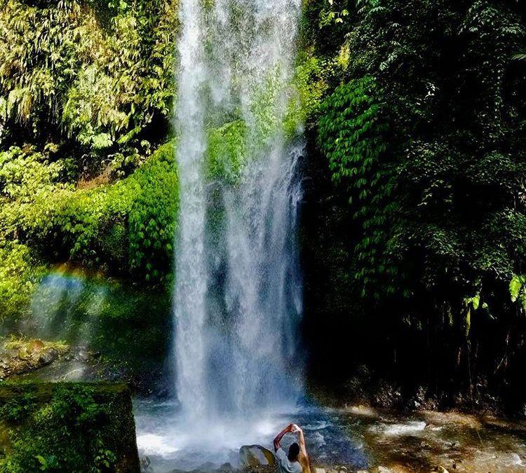 Air Terjun Sendang Gile, Pesona Yang Berbeda di Lombok