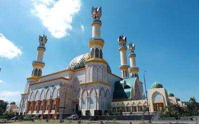 Fakta Menarik Masjid Islamic Center Lombok