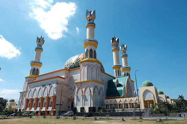Masjid Islamic Center Lombok