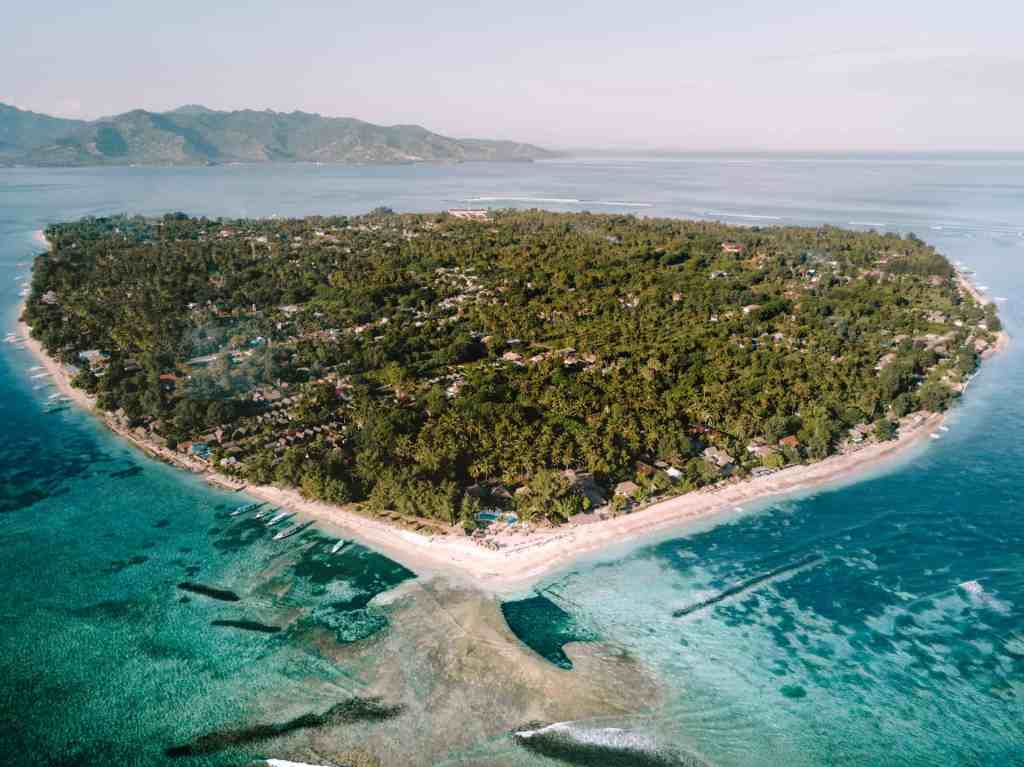 Gili Air, sumber : saltinourhair.com