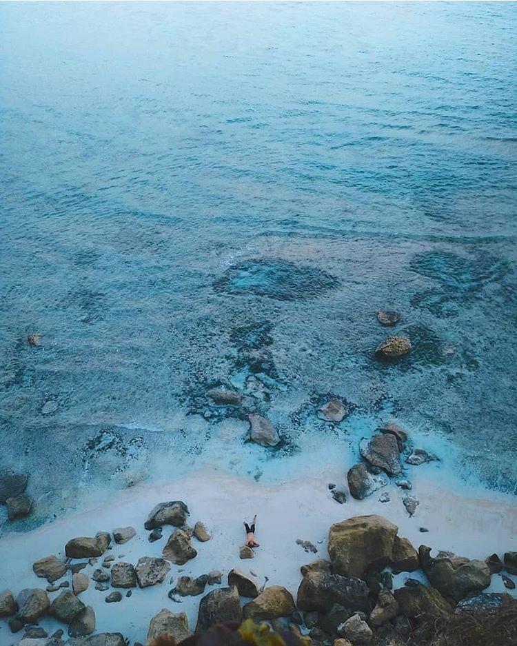 Pantai Kaliantan, sumber ig green_lombok