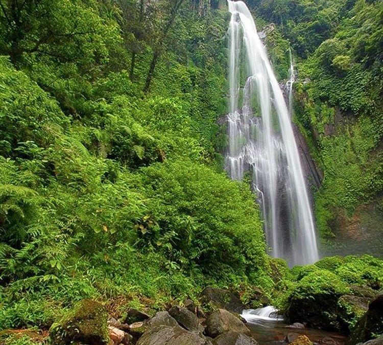 Air Terjun Tiu Sekeper yang Jarang Terdengar di Lombok