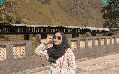 Menikmati Keindahan Pusuk Sembalun di Lombok