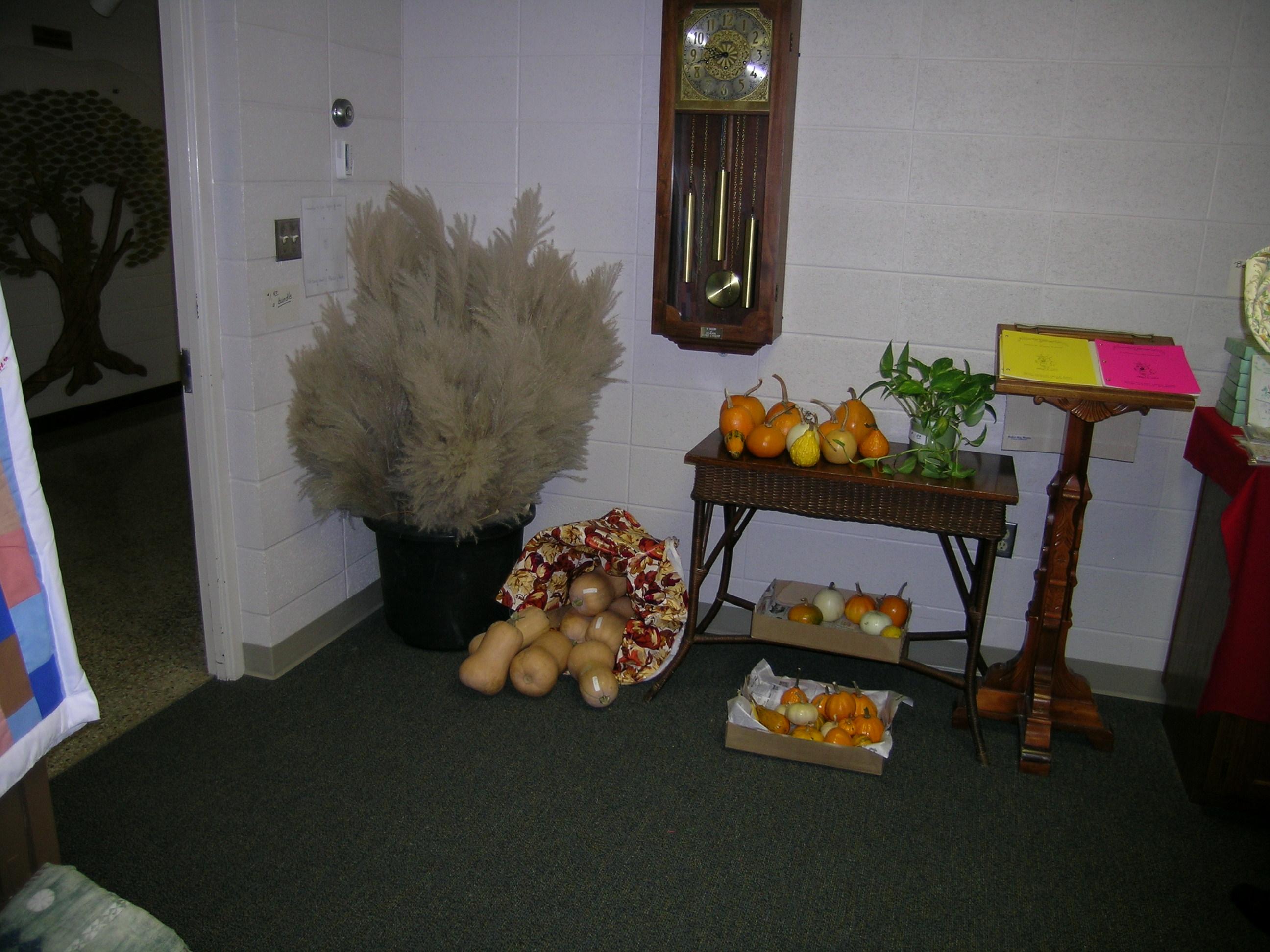 Craft Room Display