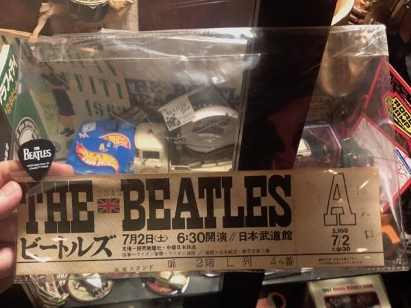 あの時、日本に降り立った旋風〜ビートルズ〜