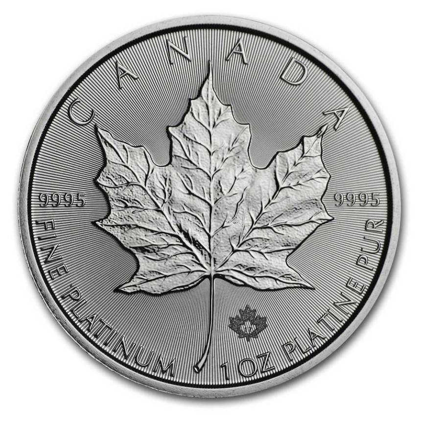 Royal Canadian Mint – Platinum Coins - First National Bullion