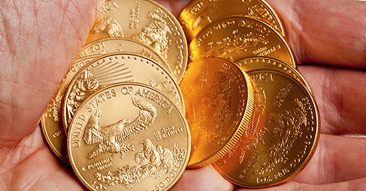 Buy gold and silver coins and bars