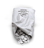 $100, 90% Junk Silver