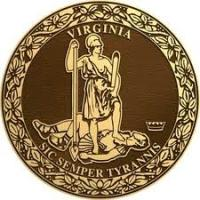 Seal of the Commonwealth of Virginia - Marriage Officiant