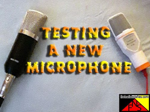 Testing a New Microphone for My Cree Recordings