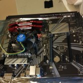 My new motherboard.