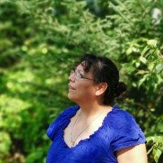 My beautiful wife, Jenny