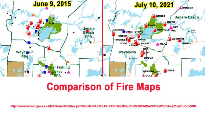 Memories of Forest Fires and an Evacuation – 2015
