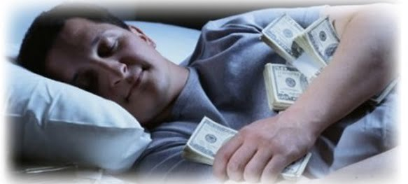 Dreams of becoming a millionaire