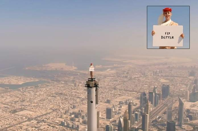 The Burj Khalifa is the tallest building in the world