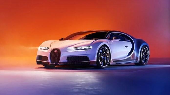 BUGATTI VEYRON: 253.8 MPH - top 10 fastest cars in the world 2021