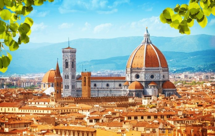 Florence, Italy - Europe's first city - among the list of top 10 beautiful cities in the world