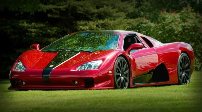 Top 10 fastest cars in the world - SSC ULTIMATE AERO: 256 MPH