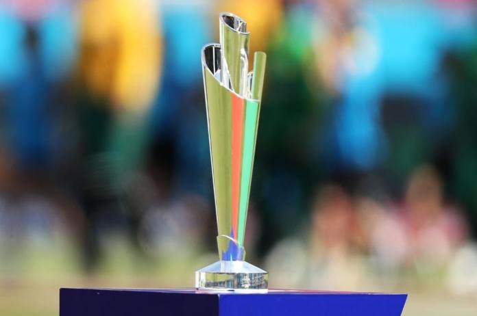 ICC Cricket T20 World Cup 2021 Trophy
