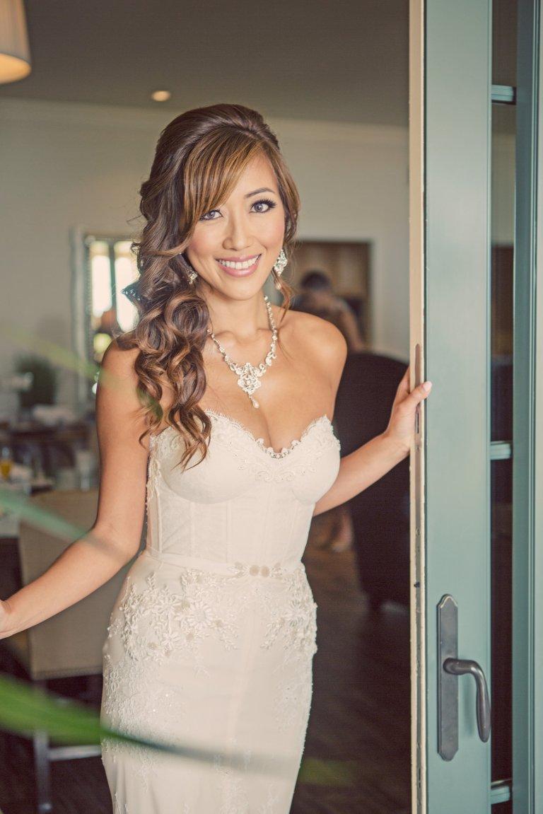 Judy Pablo Terranea Resort Wedding 91215 First