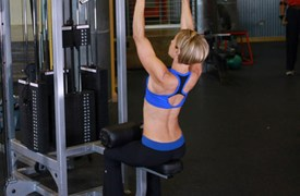 Fitness Tip: Muscle Up Your Back