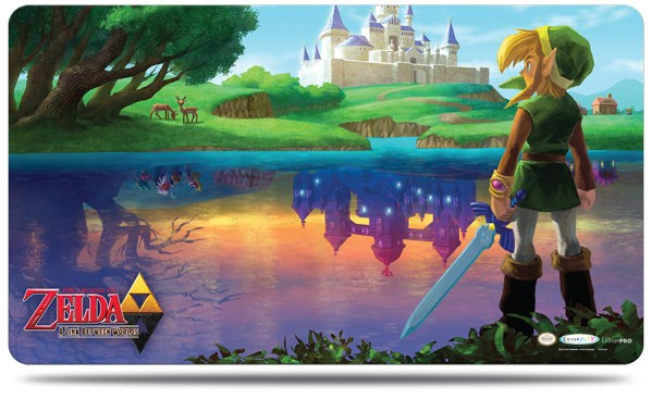 Play Mat Legend of Zelda