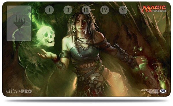 Play Mat MTG Commander v4