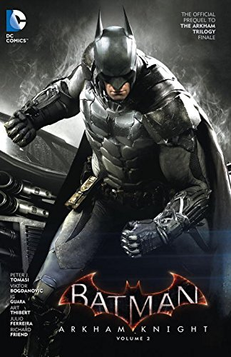BATMAN ARKHAM KNIGHT TP VOL 02