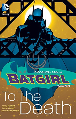 BATGIRL TP VOL 02 TO THE DEATH