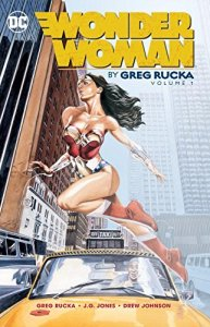 WONDER WOMAN BY GREG RUCKA TPVOL 01