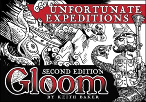 Gloom 2nd Ed: Unfortunate Expeditions