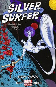 SILVER SURFER TP VOL 01 NEW DAWN