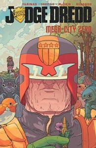 Judge Dredd: Mega-City Zero Volume 2