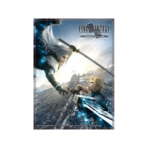 Final Fantasy TCG Cloud/Sephiroth Sleeves (60-p)