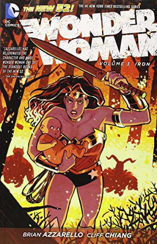 WONDER WOMAN TP VOL 03 IRON (N52)