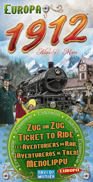 Ticket To Ride 1912