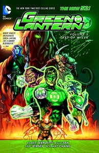 GREEN LANTERN TP VOL 05 TEST OF WILLS (N52)