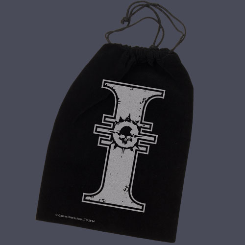 Inquisitor Dice Bag