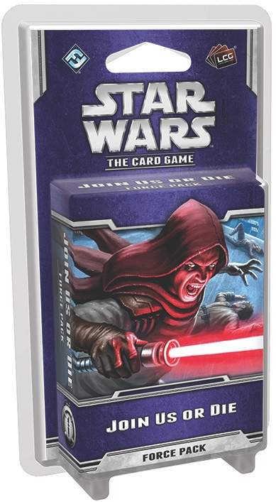 Star Wars LCG Join Us or Die Force Pa