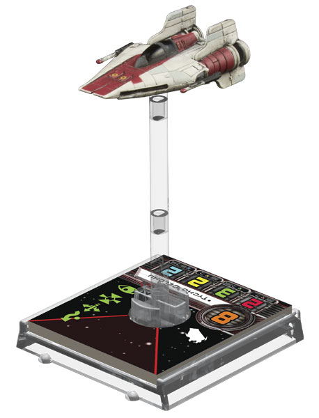 SW X-Wing: A-Wing
