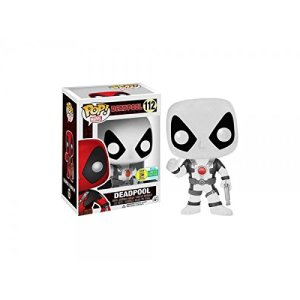 Funko Pop! Marvel – Deadpool White (2016 SDCC Exclusive)
