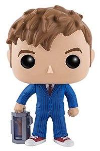 Funko Pop! Dr Who – 10th Doctor with Hand